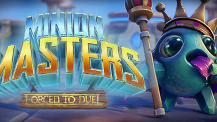 Стратегия онлайн Minion Masters