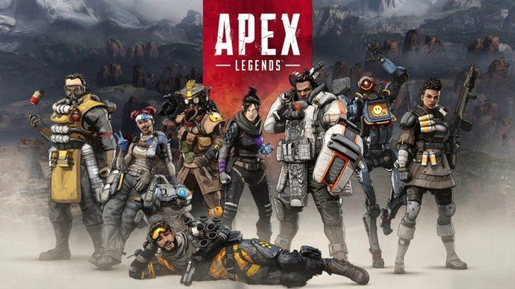 Apex - главный бесплатный конкурент Fortnite
