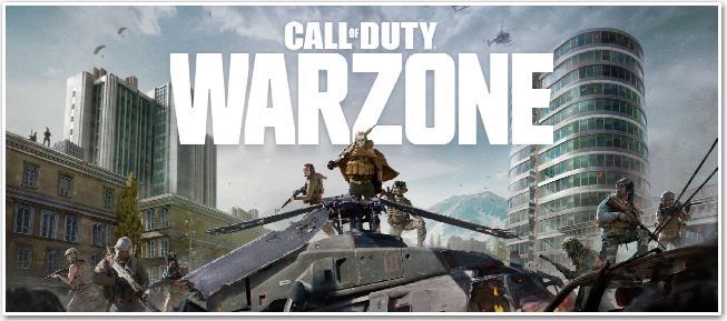 call duty warzone