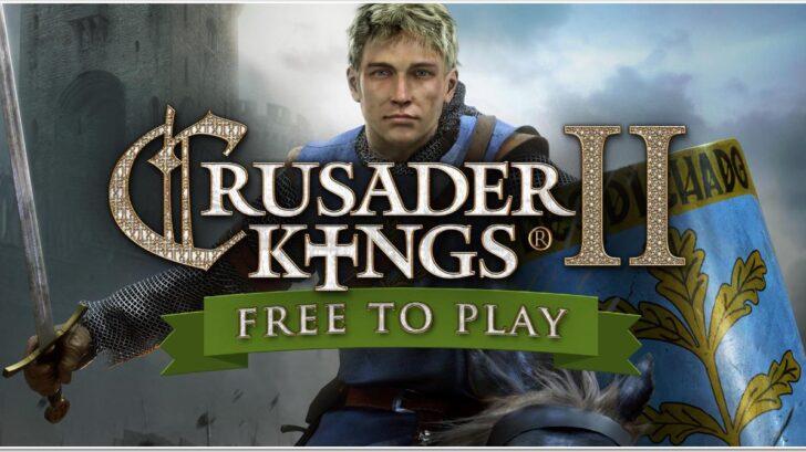 Обложка игры Crusader Kings II