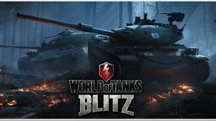 World of Tanks Blitz обложка игры