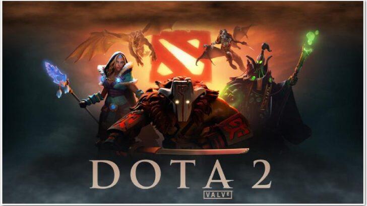 Обложка игры мобы Dota 2