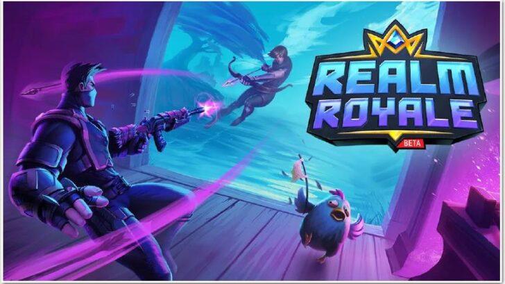 Обложка игры Realm Royale