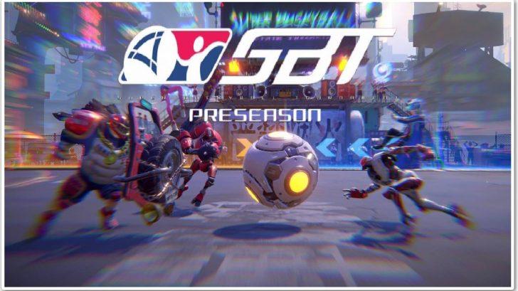 Super Buckyball Tournament Preseason обложка игры на Igraplay.ru