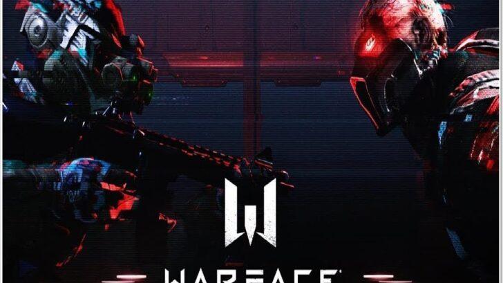 Обложка игры Warface