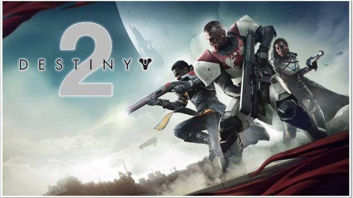 Destiny 2 обложка игры