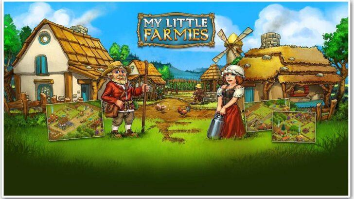 My Little Farmies обложка игры