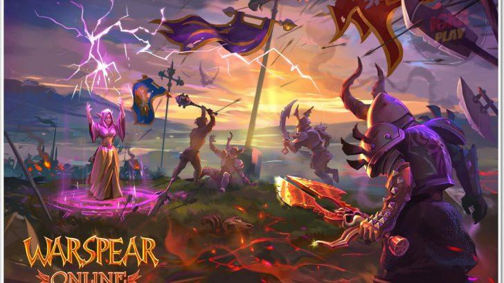 Warspear Online постер