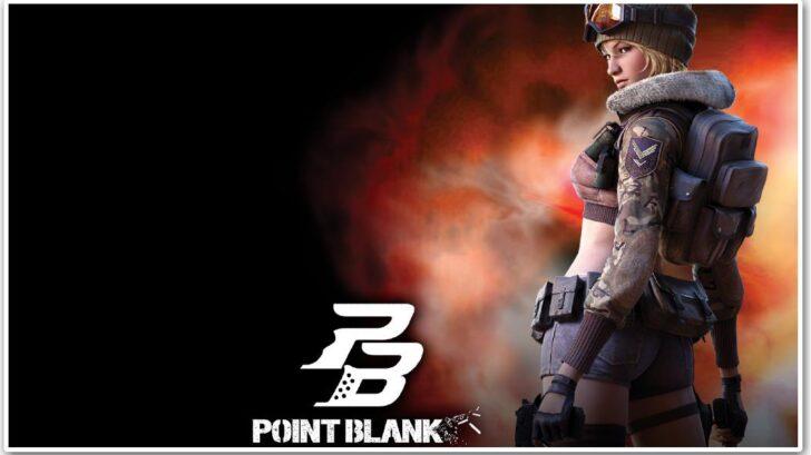 Point Blank обложка игры с лого