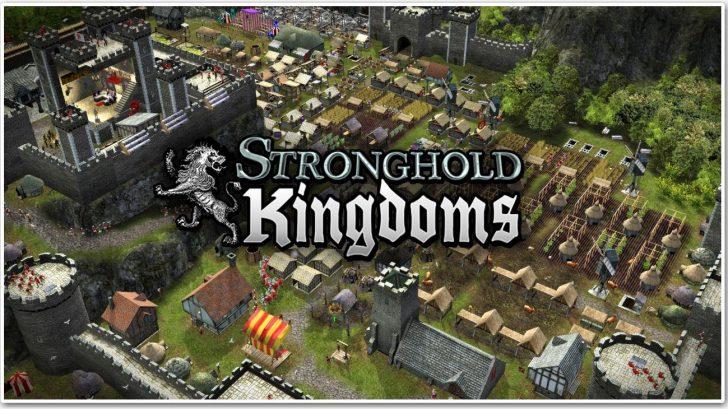 Stronghold Kingdoms ммо стратегия онлайн обложка