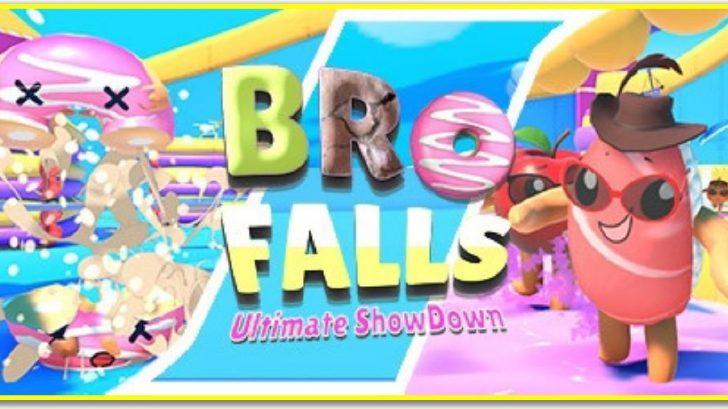 Bro Falls: Ultimate Showdown скачать бесплатно