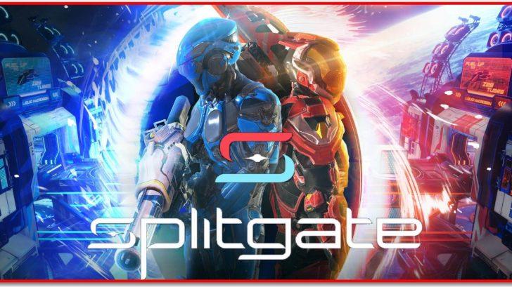 Splitgate - скачай бесплатно стрелялку