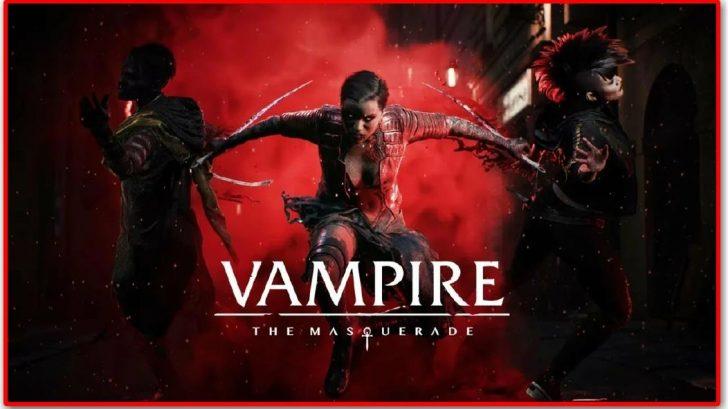 Обложка игры Vampire: The Masquerade - Bloodhunt